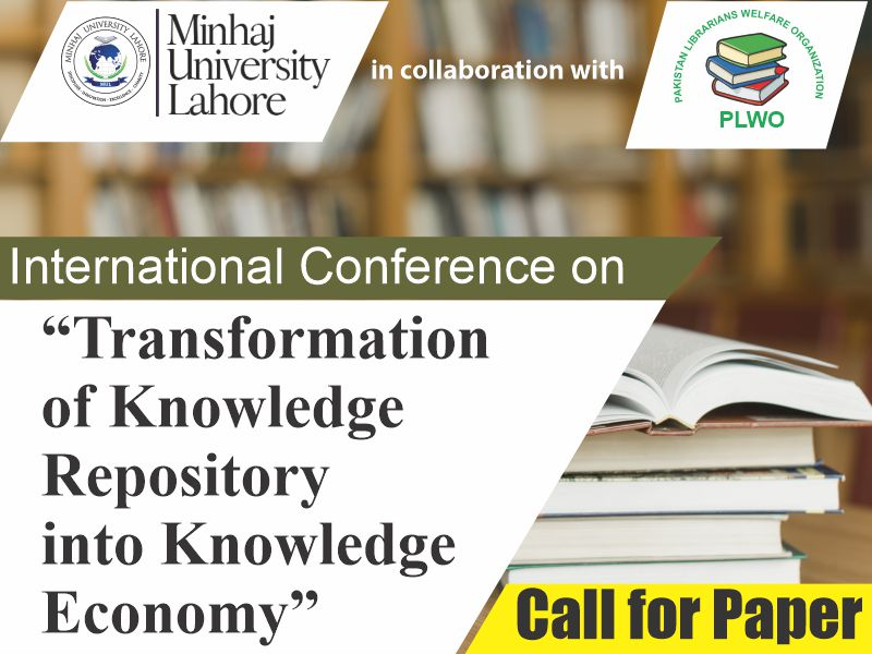 "International Conference on ""Transformation of Knowledge Repository into Knowledge Economy"""