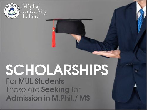 Scholarships for Final Semester Students (MUL)